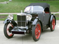 MG M-Type Midget • 1930