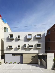 Clínica Oriental Baek / A.M Architects | ArchDaily Brasil