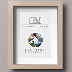 Recent logo designs for photographer Guy Nesher, take a look at our website for more recent design work. #launch #creative #logo #design #CreativeContent #Agency #Launch #webdesign #graphicdesign #Rebranding #Digital #Print #UX #Design #Margate