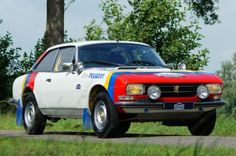 Learn more about Silk Road Prepped: 1976 Peugeot 504 Coupe on Bring a Trailer, the home of the best vintage and classic cars online. Peugeot 504, Peugeot France, Rally Raid, Silk Road, Car Painting, Classic Cars Online, Vintage Racing, Porsche, Automobile