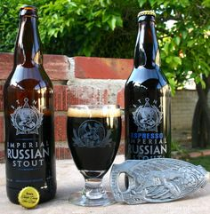 Stone Brewing Co. 'Espresso Imperial Russian Stout' Beer Review