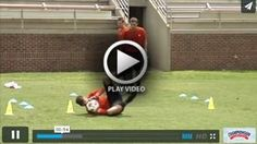 Goalkeeper Drills - John Murphy - Clemson Univ. [VIDEO] - Coach John Murphy  explains and players demonstrate Goalkeeper Drills