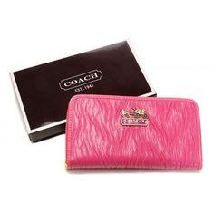 pink coach wallet   www.2dayslook.com