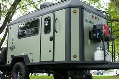 ADAK Adventure Trailers Generator Placement