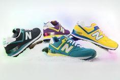 "New Balane 574 ""Alpine"" – Fall/Winter 2013 Preview"