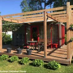 SAULKRASTI SUMMER CONTAINER HOUSE