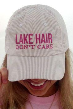 JADELYNN BROOKE LAKE HAIR CAP