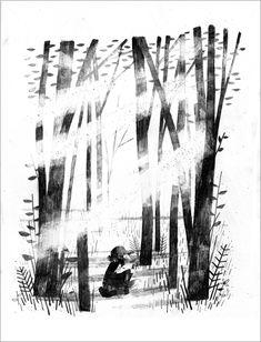 PAX - Hug (print), Jon Klassen