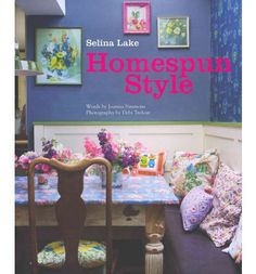If flat-pack furniture and expensive designer pieces aren't really your thing, and you'd rather make your own cushion cover than buy it, then Homespun Style is for you. Showcasing inspiring homes around the world, the book reflects our growing passion for crafting, stitching and painting.