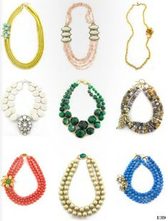 Necklaces that are Colorful & Pretty