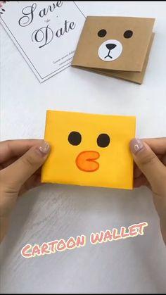 Cardboard Crafts Kids, Cool Paper Crafts, Paper Crafts Origami, Fun Diy Crafts, Diy Crafts Videos, Creative Crafts, Diy Paper, Paper Flowers Craft, Instruções Origami