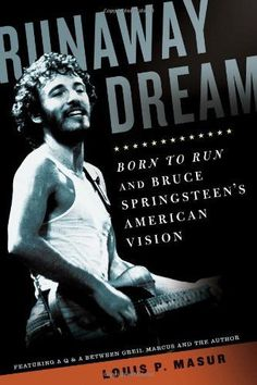 """""""When The Born To Run Album Came Out,The Record Was So Tied In With Who I Was,I Felt Like, Hey, I Felt Like I Was Born.I Felt Like It Was A Birthday."""" --Bruce Springsteen, 1987 To millions of listener"""