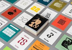 Shop - Typodarium 2018 | Slanted - Typo Weblog und Magazin