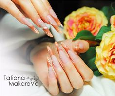Nails by Tatiana Makarova, Magnetic Nail Design
