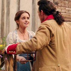 """It's a small village"", Belle shot back. ""I've met them all"""