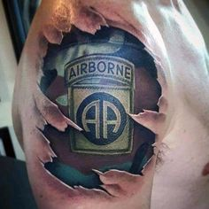 Explore today's finest inked firepower with the top 91 best army tattoos. Discover military designs including memorial and combat ideas. Shoulder Tattoos For Females, Small Shoulder Tattoos, Wrist Tattoos For Guys, Small Forearm Tattoos, Ankle Tattoo Small, Cool Tattoos For Guys, Awesome Tattoos, Small Tattoos, Under Skin Tattoo