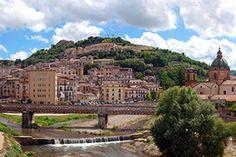 Catanzaro, vista sulla città