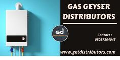 GetDistributors is an ideal platform that offers you the golden opportunity to appoint or want to become Distributor of Gas Geyser Distributors in Pan India #GasGeyserdistributors #GasGeyserdistributorship #GasGeyserwholesaledealer #GasGeyserdealers #findElectricGeyserdistributor #distributors #onlinebusiness #satrtups #manufacture