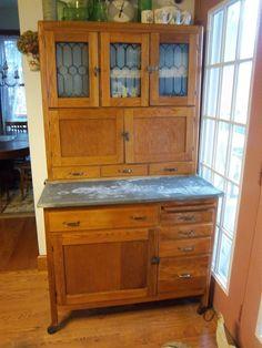 a sentimental life  my hoosier cabinet    antique kitchen     1910 kitchn       american antique hoosier cabinet kitchen cabinet      rh   pinterest com