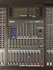 Yamaha GA 32/12 Analog Mixer