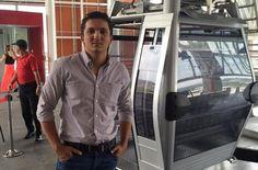"""""""Tres líneas de cable aéreo tendrá Pereira"""", Juan Pablo Gallo"""