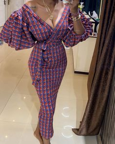 African Fashion Ankara, African Inspired Fashion, Latest African Fashion Dresses, African Print Dresses, African Dresses For Women, African Print Fashion, Africa Fashion, African Attire, African Wear