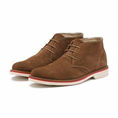 Burbank Chukka Boot Brown
