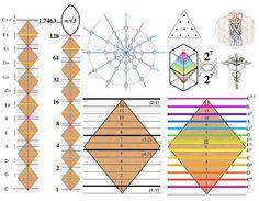 Fractal Sacred Geometry | sacred geometry # music: