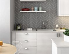 Capra   Grestec Tiles : Tile Supplier to architects, trade and specifiers - We are a supplier of commercial floor and wall tiles to the UK's architectural and specification market. Call 0345 130 2241 now. #chevron #tiles #interiors #interiordesign #bar #restaurant #design #bathroom