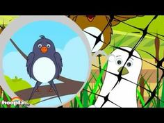 The Swallow and the Birds | #HooplaKidz #HooplaKidzFables #AesopsFables