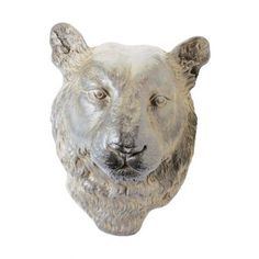 THE WELL APPOINTED HOUSE - Gilded Aged Lioness Statue