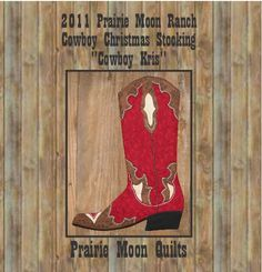 Boot Christmas Stocking Patterns | ... .naptimecrafters.com/2010/11/baby-cowboy-boots-pattern-tutorial.html