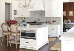 Bill and Giuliana Rancic's Kitchen. #celebritykitchens