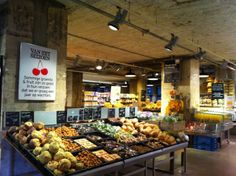lots of places to buy healthy biological groceries in Amsterdam - Organic Grocery Shopping - Awesome Amsterdam