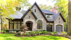 Charming 30 small cottage house exterior ideas