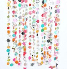 #DIY Garland colors
