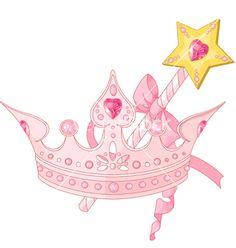 pink princess crown clipart pink princess crown clipart princess rh pinterest com Pink Crown Clip Art free pink princess crown clipart