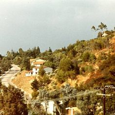 Laurel Canyon, California