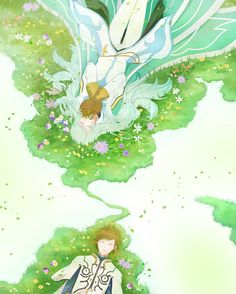 Zestiria - Sorey and Mikleo Fan Anime, Anime Guys, Tales Of Zestiria Mikleo, Tales Of Berseria, Tales Series, Cute Anime Wallpaper, Anime Sketch, Manga Characters, Types Of Art