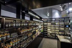 Aesop store by Kerstin Thompson Architects, Perth – Australia