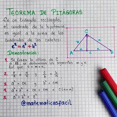 Geometry Formulas, Math Formulas, Simple Math, Basic Math, Fun Math Worksheets, Study Techniques, Math Vocabulary, Love Math, School Study Tips