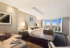Plaza Luxury Hotel Penthouse in New York is up for Million