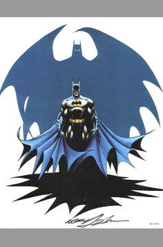 Batman by Neal Adams