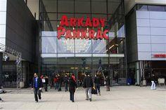 Obchodní centrum ARKÁDY PANKRÁC také najdete v mobilní aplikaci SHOPIN. Stahuj ZDARMA - http://www.shopinapp.net/cz GOOGLE PLAY - https://play.google.com/store/apps/details?id=cz.smarcoms.nakupnicentra APPSTORE - https://itunes.apple.com/cz/app/shopin-shopping-virtuosity/id508418489?mt=8
