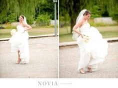 This dress is gorgeous!  | Columbus Wedding Venue | Ohio Village Wedding