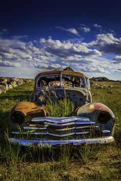 Slipping into the #Nature around it.  #Beauty #Classic #Chrome #RustinPeace