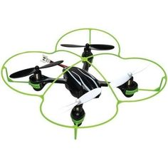 Cobra Rc Toys 2.4ghz Mini Ufo Quad Copter With Protective Frame (pack of 1 Ea)
