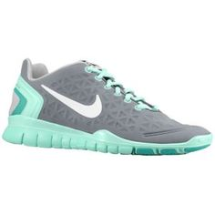 separation shoes d9195 81b05 Nike Free TR Fit 2 - Women s - Training - Shoes - Cool Grey Julep