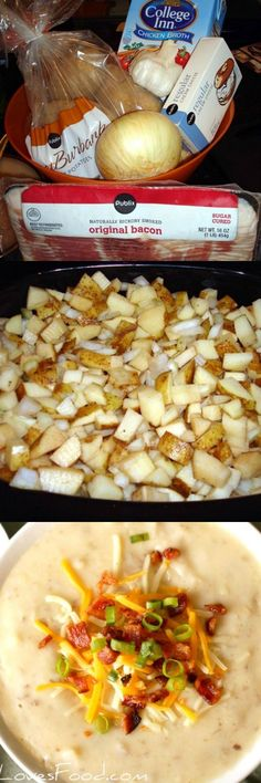 how to cook baked potatoes in crock pot
