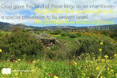 His faithful love endures forever! Amen.